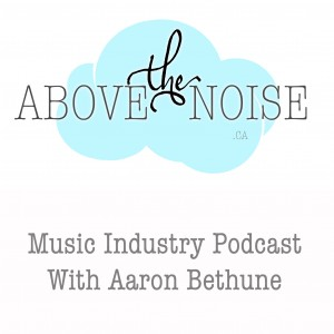 Above The Noise Podcast Logo dark1 300x300 An Interview With... Me.