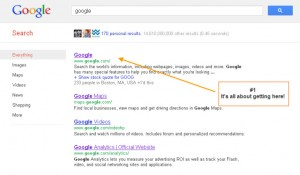Its All About Being Number 1 300x175 10 SEO Tips For Musicians