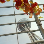 Seattle Chihuly Museum and Space Needle