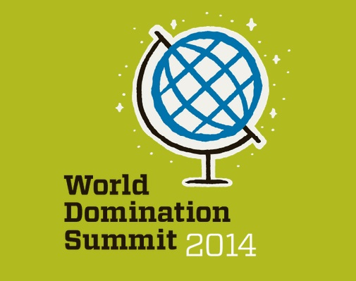 WorldDominationSummit2014 Walking The Dog Episode 17: #WDS2014 and Lauren Kinneys Art