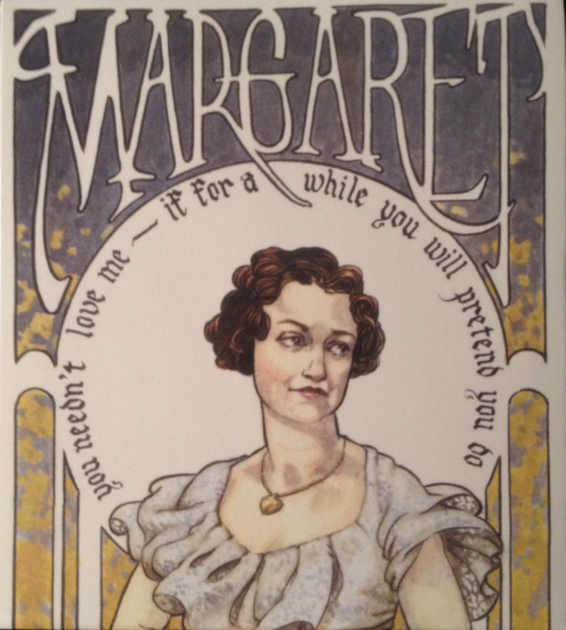 Margaret Bonus CD Cover