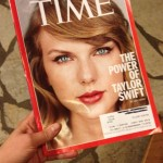 Taylor Swift Time Cover